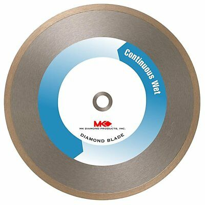 Wet Cutting Continuous Rim Diamond Blade MK-215 Blade Size 7""