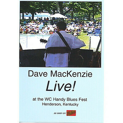 Live At The Wc Handy Blues Fest (REGION 1 DVD New)