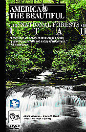 America The Beautiful - The National Forests Of Utah [1994] [DVD], New, DVD, FRE