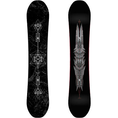 Ride Machete GT Snowboard Men's All Mountain Hybrid Rocker Board 2018 NEW
