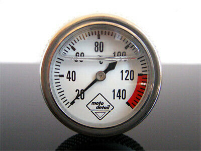 Ölthermometer Oil Temperature Gauge Thermometre d'huile Yamaha MT-01 MT01 (RP12)