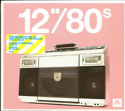 12'' / 80's - 80's Maxi Versions - 3 Cd Compilation Versions Longues