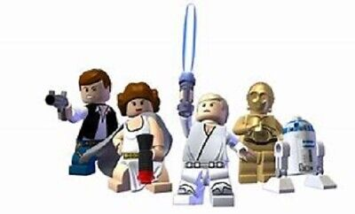 Genuine Lego Minifigures Brand New Star Wars Choose Your Own