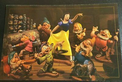Mint /& Free shipping!! WDCC OLD HAG A Taste of Evil Postcard