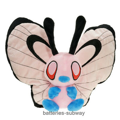 New Pokemon Center Butterfree Cute Pokedoll Stuffed Plush Doll Toy 30cm 12""