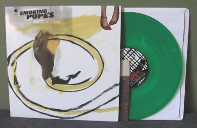 "Smoking Popes ""I Know You Love Me"" 10""+Poster Alkaline Trio The Lawrence Arms"
