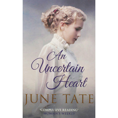 An Uncertain Heart by June Tate (Paperback), New Arrivals, Brand New
