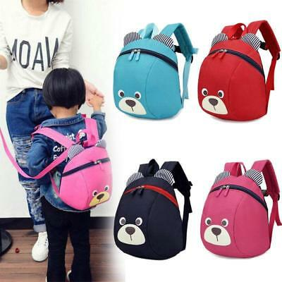 Cute Baby Toddler Safety Strap Kids Bag Harness Strap Bag Backpack with Reins C