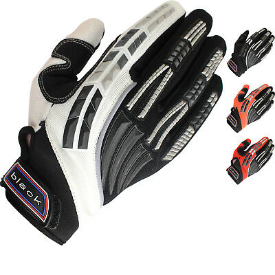 Black Claw Kids Kids Junior Childrens Youth MX Quad Off Road Motocross Gloves