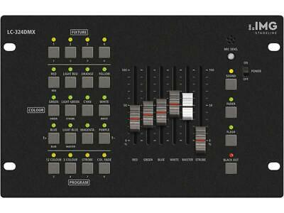 IMG STAGE LINE DMX Controller LC-324DMX