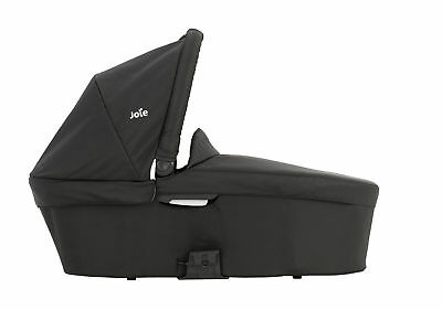 Joie Chrome Plus Carrycot In Black