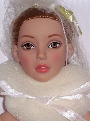 "Tonner Wilde - Simple Little Miette Basic 16"" Chic Fashion Doll - NRFB"
