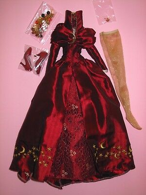 "Tonner Wilde - Sister Moon 18"" Evangeline Ghastly Fashion Doll OUTFIT"