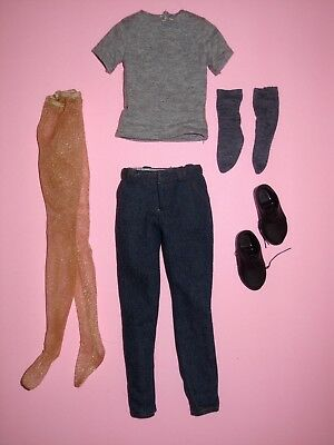 "Tonner Wilde - Just Relax 17"" Matt Mall Fashion Doll OUTFIT"