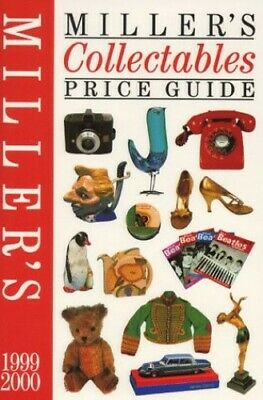 """Miller""""s Collectables Price Guide 1999-2000 ... by Marsh, Madeline. (Ge Hardback"""