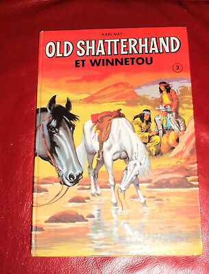 🗺️ Bd - Old Shatterhand & Winnetou - 2