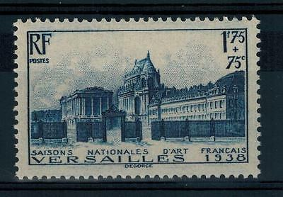 timbre France n° 379 neuf** année 1938
