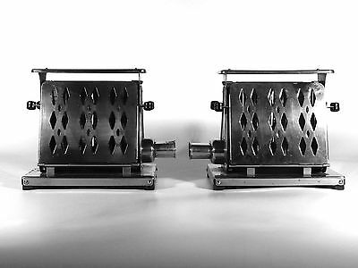 AEG Post- Jugendstil / Art Deco Toaster ° No. 247421 ° Peter Behrens Design