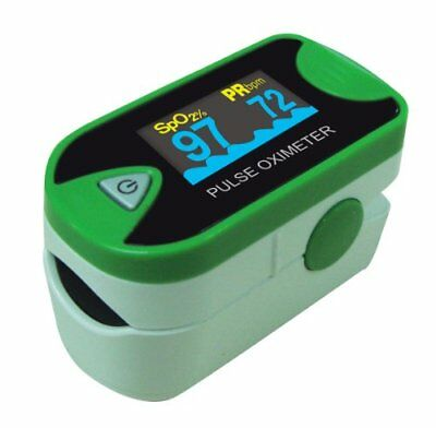Choicemed Md300 C26 Colour Screen Fingertip Pulse Oximeter By Healthcare4all