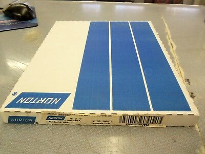 "Norton 39366 Waterproof Sand Paper 9"" x 11"" 240A Grit (50 Sheets) FREE Ship"