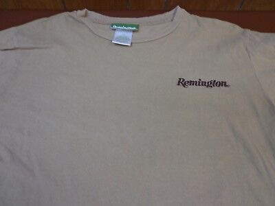 Remington Firearms  Camo Sleeves  Long Sleeve T-shirt  Medium   R5