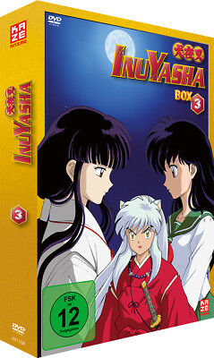 InuYasha - TV Serie - Box 3 - Episoden 53-80 - DVD - NEU