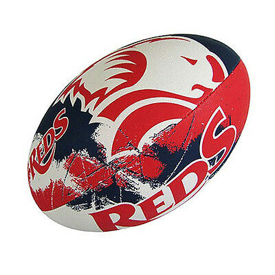 QLD Reds Junior Supporter Ball - size 10""