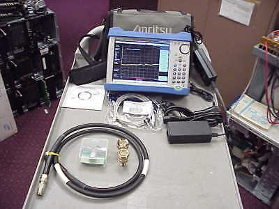 Anritsu Mt8212E Cellmaster/spectrum Analyzer/power Meter With Cal Kit And Cable