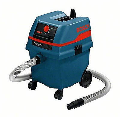 Bosch GAS 25 L SFC Pro Dust Extractor Wet & Dry Vacuum Class L 1200W GAS25 240V