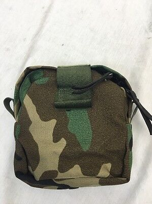 Eagle Industries MOLLE II MEDIC POUCH WOODLAND IFAK