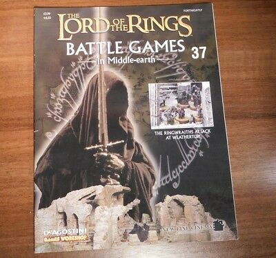 LORD OF THE RINGS Battle Games in Middle-earth Magazine Issue 37