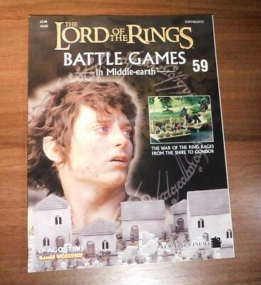 LORD OF THE RINGS Battle Games in Middle-earth Magazine Issue 59