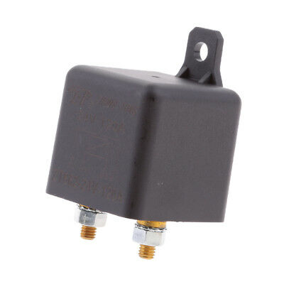 Car Truck Automotive Boat Split Charge DC 24V 120A 120 AMP SPST Relay 4 Pin