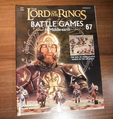 LORD OF THE RINGS Battle Games in Middle-earth Magazine Issue 67