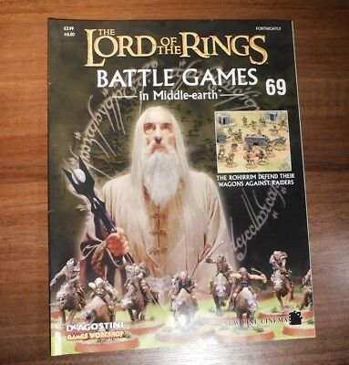 LORD OF THE RINGS Battle Games in Middle-earth Magazine Issue 69