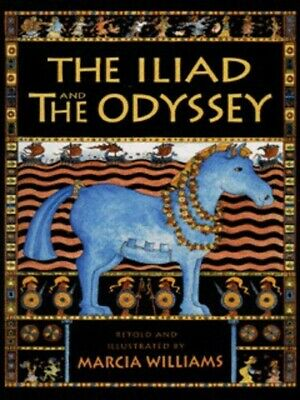 The Iliad and the Odyssey by Marcia Williams (Paperback / softback)