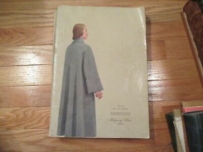 1953 1954 Fall Winter Montgomery Ward Wards Catalog Torn pages