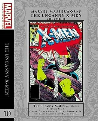 Marvel Masterworks: The Uncanny X-Men Vol. 10 (Hardcover), 9781302903602