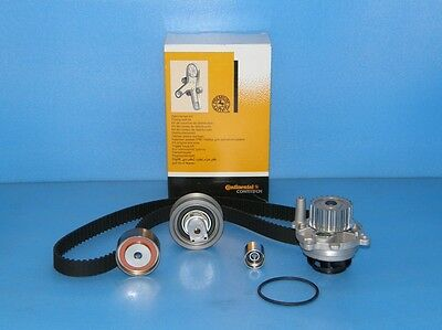 Timing Belt Kit ContiTech CT1056K1 Audi VW 2.0 FSI Off 2003+ Water Pump
