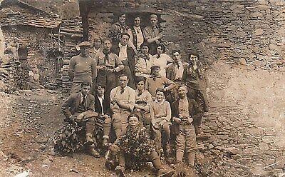 cr0. Old - Foto - Photo - Gruppo group - 14 x 9