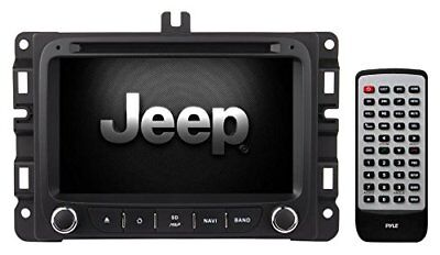 Pyle 2015/2016 Jeep Renegade OEM Replacement Stereo Receiver, Radio Head unit