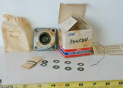 OEM OMC BRP 384584 Bearing Seal Housing Evinrude Johnson Outboard 314727 boat