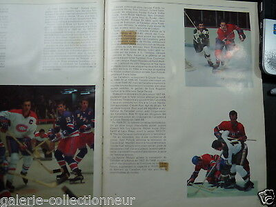 1970-71 Esso Nhl Les Grand Du Hockey  Power Players Full Set 252 Stamps Complet
