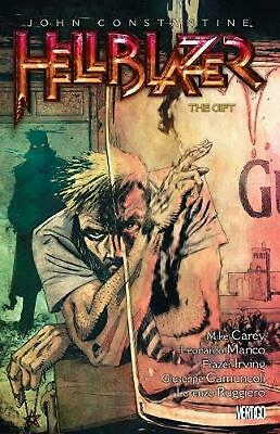 John Constantine by Mike Carey Paperback Book Free Shipping!
