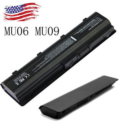 Notebook Laptop Replacement Battery for HP MU06 MU09 SPARE 593554-001 593553-001