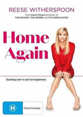Home Again DVD NEW Region 4 Reese Witherspoon Candice Bergen