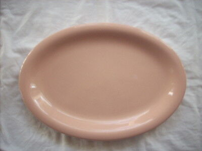 Unmarked Wembley Ware Oval Shaped Plate