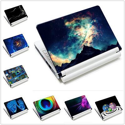 "Laptop Decal Sticker Skin Cover For 13"" 14"" 15'' 15.6"" Sony HP Dell Acer Toshiba"