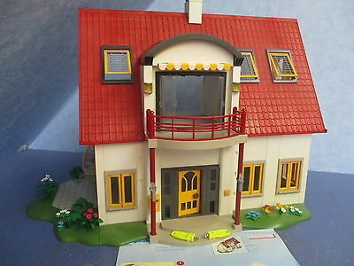 PLAYMOBIL VINTAGE Romantic Bathroom Dolls House - Dollhouse 5307 ...