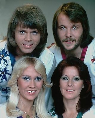 "Abba 10"" x 8"" Photograph no 13"